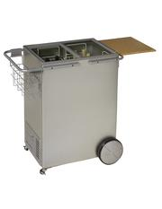 GCSC86 - Mobile Cooler - 91 liters