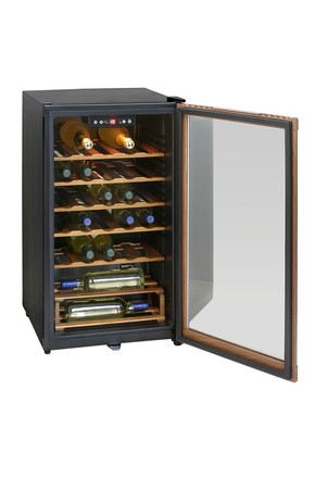 GCBE1-20 - Winecooler - 150 Litres - wood & electronic