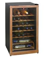 GCBE1-20 - Weinkühlschrank - Holz & Electronik - geschlossene Tür