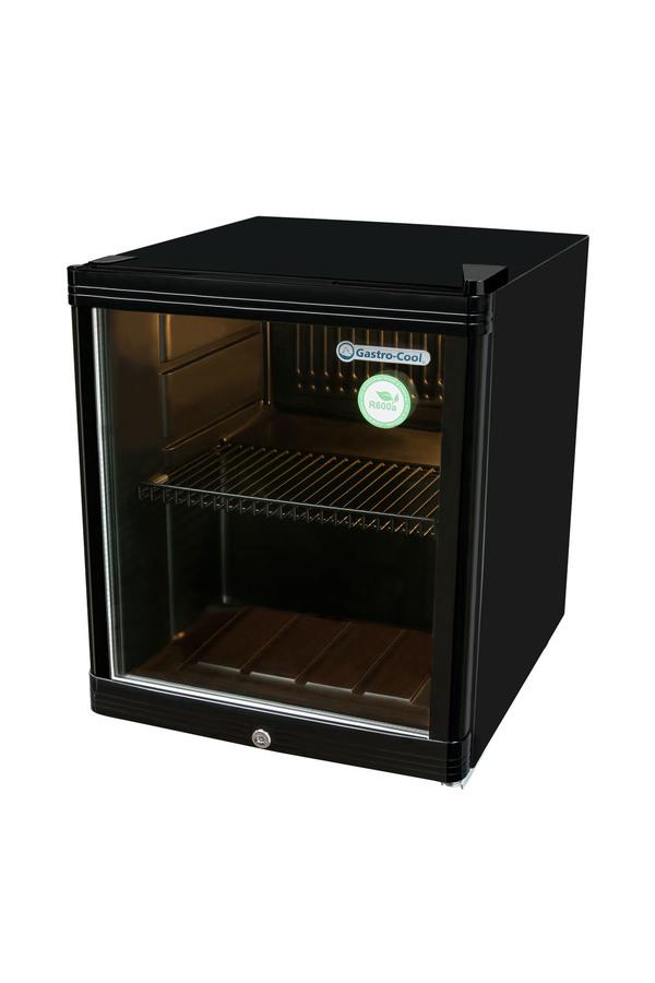 Khlwrfel Glass Door Fridge 46 Liters Gckw50 Gastro Cool