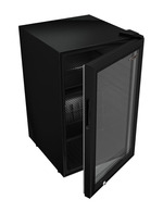 GCKW70 - KühlWürfel XL - außen und innen Schwarz