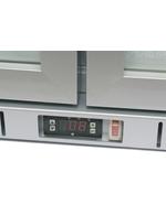 GCUC200HD - Kühltheke / Untertheken-Kühlschrank - Flügeltür - Thermostat