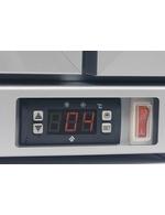 GCUC200HD - Balcão de refrigeração / Refrigerador por baixo do balcão - porta articulada - controle digital da temperatura