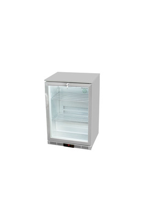 GCUC100HD - Refrigerador por baixo do balcão - prateado