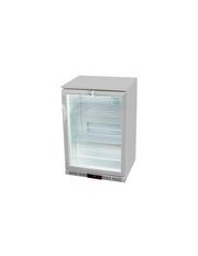 GCUC100HD - Untertheken-Kühlschrank - Silber