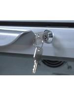 GCUC100HD - Refrigerador por baixo do balcão - fechadura