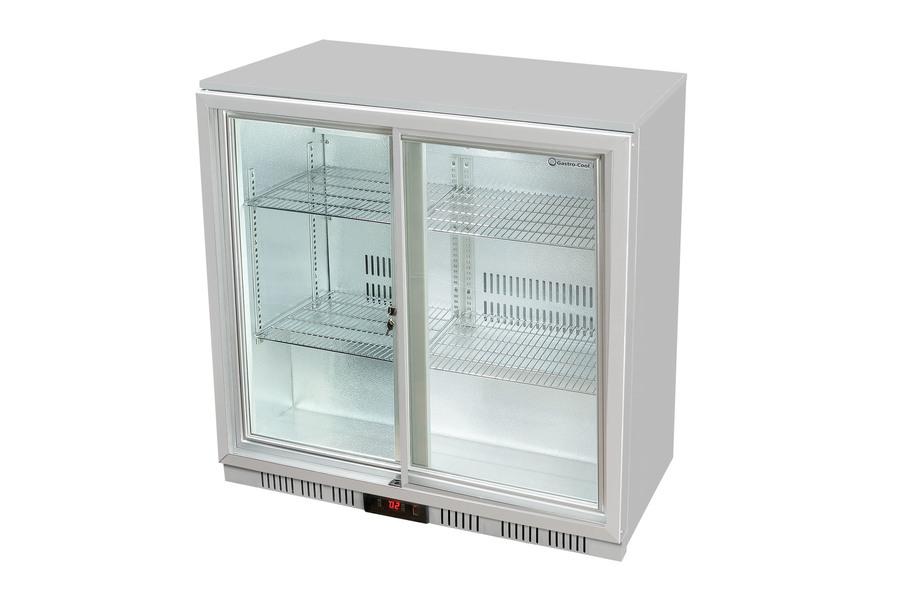 Kühlschrank Ok : Untertheken kühlschrank schiebetür gcuc u gastro cool