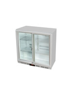 GCUC200SD - Undercounter-Cooler - Sliding Door - Silver