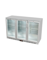 GCUC300HD - UnderCounter-Cooler - 313 liters - silver