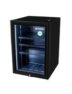 GCKW65 - KühlWürfel L - Flaschenkühlschrank - außen und innen Schwarz