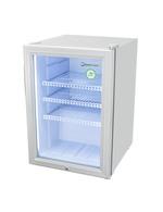 GCKW65 - Frigobar L - refrigerador de garrafas - prateado