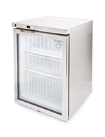 GCUF120 - Undercounter Freezer / Backbar Freezer - with wire baskets