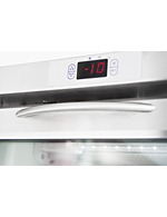 GCUF120 - Undercounter Freezer / Backbar Freezer - thermostat