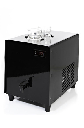 GCSD3 - Spirits/ Liquor-Dispenser - black- 1,8 liters