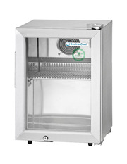 GCKW20 - MiniFridge - stainless-steel - 17 liters