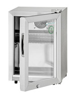 GCKW20 - MiniKühlschrank - Edelstahl
