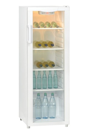 GCGD280 - Glass door refrigerator - digitally