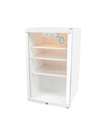 GCGD150 - Glastürkühlschrank - weiß