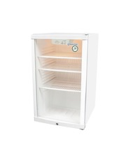 GCGD150 - Bottle Glass Door Cooler - white