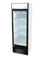 GCDC350 - Refrigerador de visor para propaganda