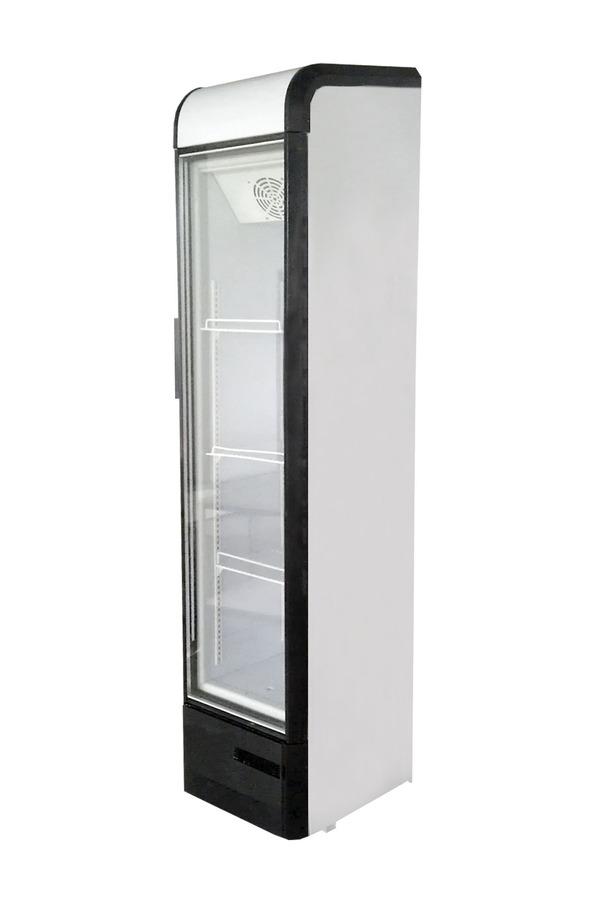 Display-Kühlschrank Slimline - GCDC140 – Gastro-Cool