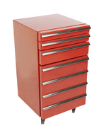 GCCT50-3 - Cool-Tool with 3 drawers / WorkshopCoolerTrolley
