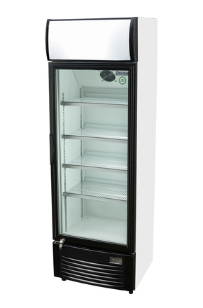 Eco-Line Advertising Bottle Cooler - 282 liters