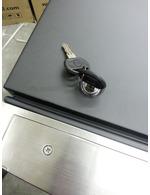 GCBIB20 - Bag-In-Box Dispenser Kühlschrank - 2x10 Liter – Schloss