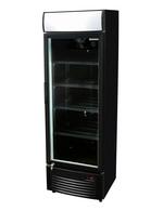 Kühlschrank für Flaschen in schwarz