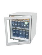 Mini Kühlschrank mit Glastür