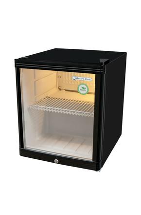 KühlWürfel - Glass door fridge - 46 liters - GCKW50 – Gastro-Cool