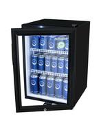 Getränkedosenkühlschrank mit LED Beleuchtung