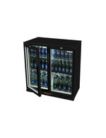 Kühltheke / Unterthekenkühlschrank mit Flügeltür