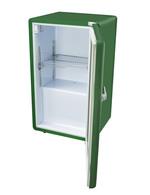 Retro-Kühlschrank innen