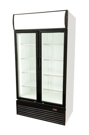 GCDC800 - Displaykühlschrank mit Glastür