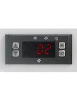GCDC800 - Displaykühlschrank - Temperatur Einstellung