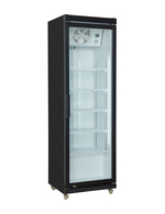 Circulating Air fridge with glass door
