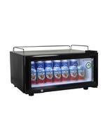 Kühlschrank für Zweitplatzierungen mit Glastür