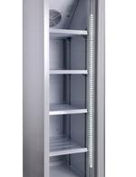 Innenraum Getränkekühlschrank weiß