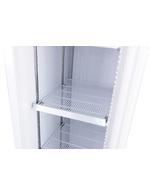 Regal Glastürkühlschrank schmal