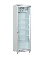 Weißer Glastür Kühlschrank