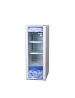 Schmaler Impulskühlschrank für den POS