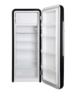 Retro fridge-freezer - interior