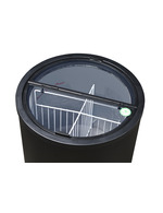 GCPF80 - Party-Freezer / Gefriertonne mit Gitter