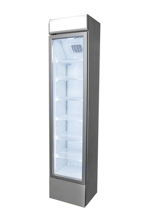 Narrow Beverage Refrigerator Gastro Cool