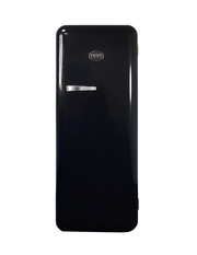 Retro Drinks Fridge in Black