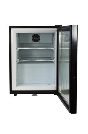 Mini Freezer With Glass Door Gcgw50 Gastro Cool